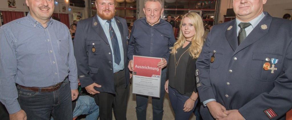 Auszeichnung vom Landesfeuerwehrverband Bayern e.V. 14