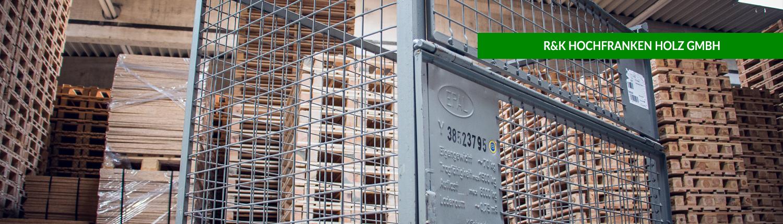 Gitterboxen und Pellets