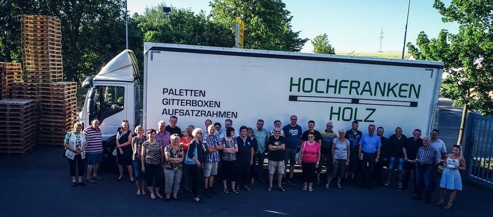 Besuch der Freien Wählervereinigung Köditz und unserem Bürgermeister 3